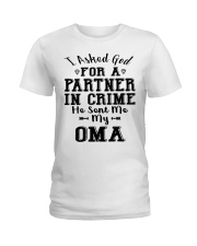 OMA PARTNER Ladies T-Shirt thumbnail