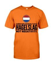 HAGELSLAG FUNNY Classic T-Shirt front