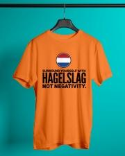 HAGELSLAG FUNNY Classic T-Shirt lifestyle-mens-crewneck-front-3