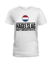 HAGELSLAG FUNNY Ladies T-Shirt thumbnail