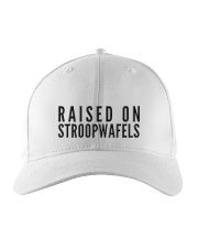 RAISED ON STROOPWAFELS Embroidered Hat thumbnail