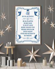 IK GA SLAPEN DUTCH BEDTIME PRAYER POSTER 16x24 Poster lifestyle-holiday-poster-1