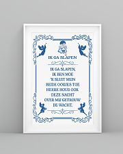 IK GA SLAPEN DUTCH BEDTIME PRAYER POSTER 16x24 Poster lifestyle-poster-5