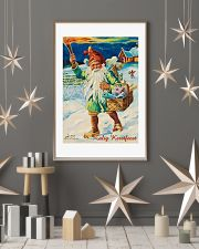 DUTCH MERRY CHRISTMAS VINTAGE 11x17 Poster lifestyle-holiday-poster-1