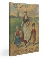 MIJN FAMILIE IS MIJN KRACHT EN MIJN ZWAKTE 20x30 Gallery Wrapped Canvas Prints thumbnail