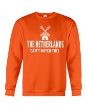 THE NETHERLANDS CAN'T DUTCH THIS Crewneck Sweatshirt thumbnail