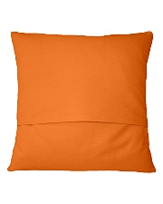 THE NETHERLANDS CAN'T DUTCH THIS Square Pillowcase back