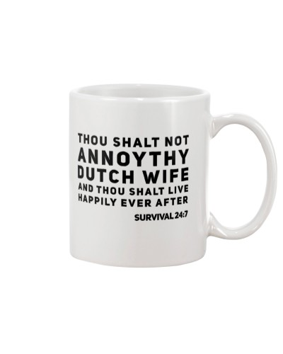 DUTCH WIFE ANNOY