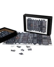 AMSTERDAM NETHERLANDS PUZZLE 250 Piece Puzzle (horizontal) aos-jigsaw-puzzle-250-pieces-horizontal-front-07