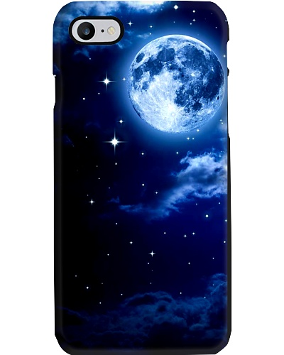 iPhone Full Moon Graphic