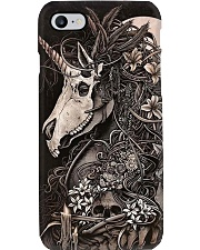 iPhone Unicorn Skeleton  Phone Case i-phone-7-case