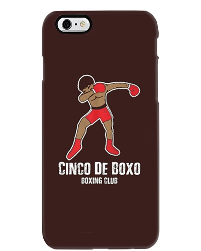 CINCO DE MAYO BOXING SHIRT
