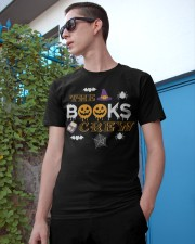 The Books Crew  Classic T-Shirt apparel-classic-tshirt-lifestyle-17