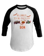 Blessed To be Called Son Baseball Tee thumbnail