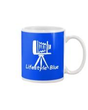 Lifestyle Blue Mug Mug thumbnail