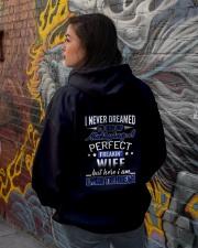 Best Men Hoodies Hooded Sweatshirt lifestyle-unisex-hoodie-back-1
