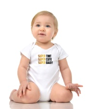 Super Baby onesies And shirt-funny-family  Onesie lifestyle-onesie-front-2