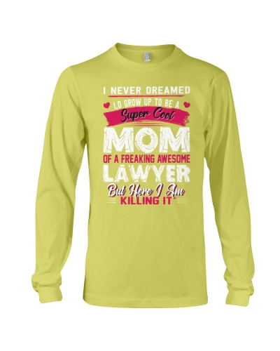 Lawyer Mom Hoodie Shirts For Gift 2018