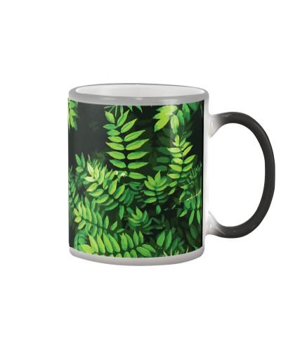 Leaf Mug And iPhone Cases 2018