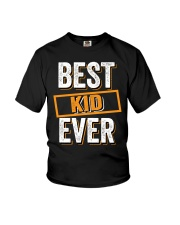 Best Kid Ever Shirt Mug And Oneses-Funny Family Youth T-Shirt front
