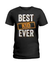 Best Kid Ever Shirt Mug And Oneses-Funny Family Ladies T-Shirt thumbnail