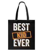 Best Kid Ever Shirt Mug And Oneses-Funny Family Tote Bag thumbnail