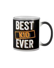 Best Kid Ever Shirt Mug And Oneses-Funny Family Color Changing Mug thumbnail