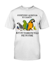 Parrot Premium Fit Mens Tee thumbnail