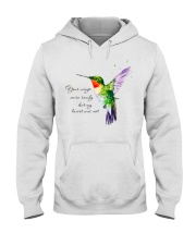 Your wings were ready but my heart was not Hooded Sweatshirt thumbnail