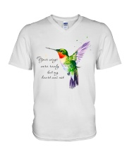 Your wings were ready but my heart was not V-Neck T-Shirt thumbnail