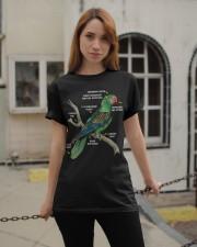 Parrot Classic T-Shirt apparel-classic-tshirt-lifestyle-19