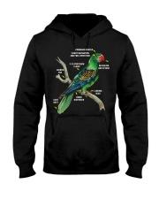 Parrot Hooded Sweatshirt thumbnail