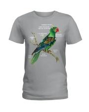 Parrot Ladies T-Shirt thumbnail