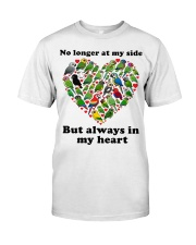 Parrot in my heart Premium Fit Mens Tee thumbnail