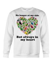 Parrot in my heart Crewneck Sweatshirt thumbnail