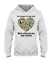 Parrot in my heart Hooded Sweatshirt thumbnail