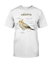 Cockatiel Classic T-Shirt thumbnail