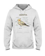 Cockatiel Hooded Sweatshirt thumbnail