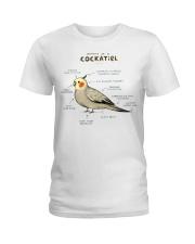 Cockatiel Ladies T-Shirt front