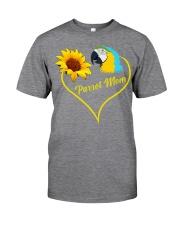 Parrot mom Classic T-Shirt tile