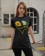 Parrot mom Classic T-Shirt apparel-classic-tshirt-lifestyle-19