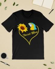 Parrot mom Classic T-Shirt lifestyle-mens-crewneck-front-19