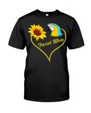 Parrot mom Premium Fit Mens Tee thumbnail