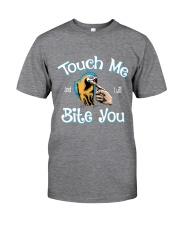 I will bite you Classic T-Shirt tile