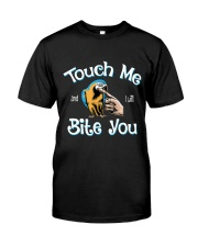 I will bite you Classic T-Shirt front