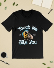 I will bite you Classic T-Shirt lifestyle-mens-crewneck-front-19