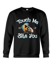 I will bite you Crewneck Sweatshirt thumbnail