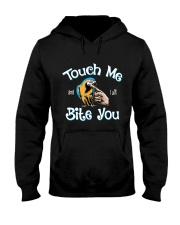 I will bite you Hooded Sweatshirt thumbnail