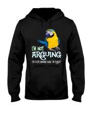 I'm not arguing Hooded Sweatshirt thumbnail