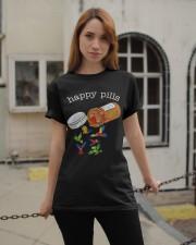Happy pills Classic T-Shirt apparel-classic-tshirt-lifestyle-19